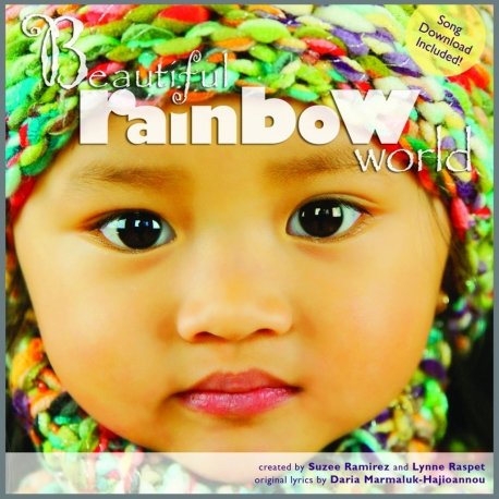 Beautiful Rainbow World cover